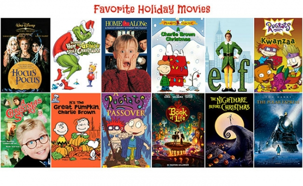 Kid's Holiday Movies