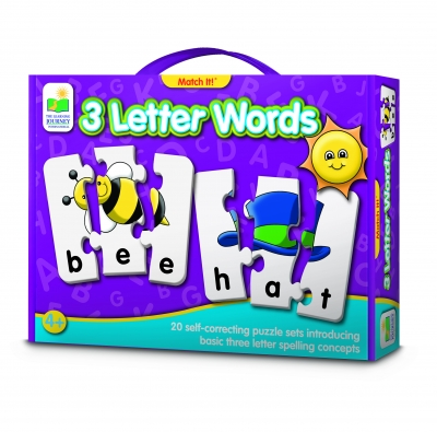 Match It! 3 Letter Words