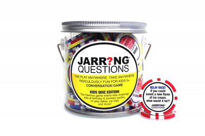 Jarring Questions: Kids Quiz Edition
