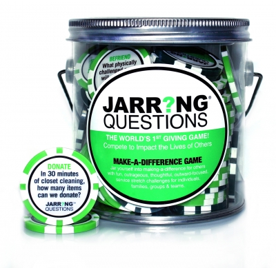 Jarring Questions: Make-A-Difference Game