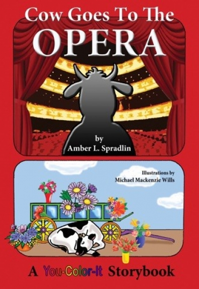 Books for Kids or Parents: Cow Goes to the Opera