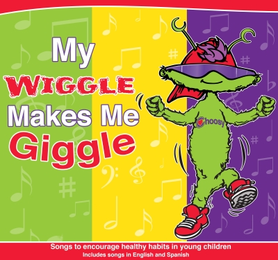 My Wiggle Makes Me Giggle