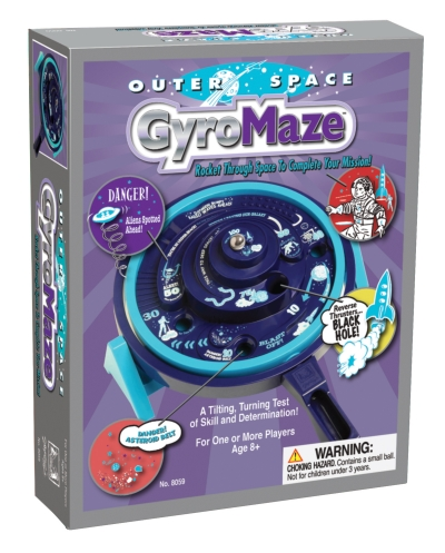 Outer Space GyroMaze