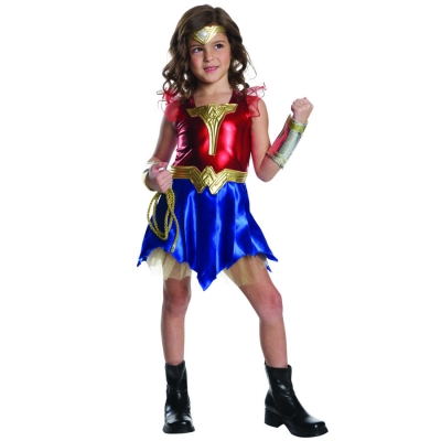 Wonder Woman Deluxe Dress-Up