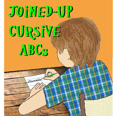 Joined-Up Cursive ABCs