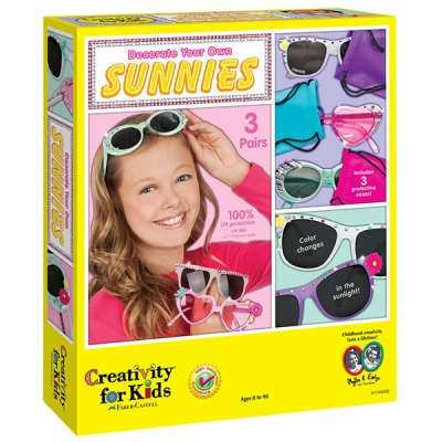 Creativity for Kids Decorate Your Own Sunnies