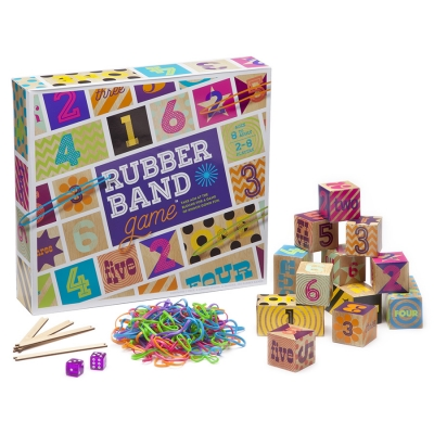 RBG16 Rubber Band Game