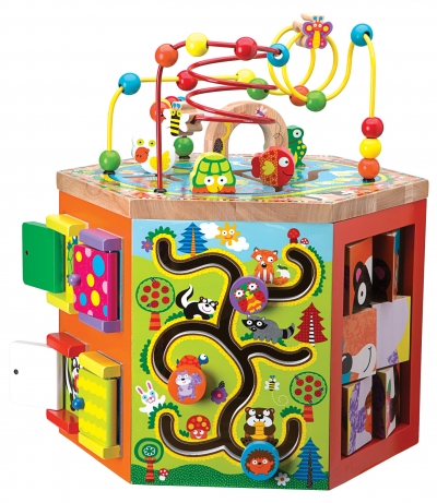 Alex Toys Woodland Wonders Activity Center