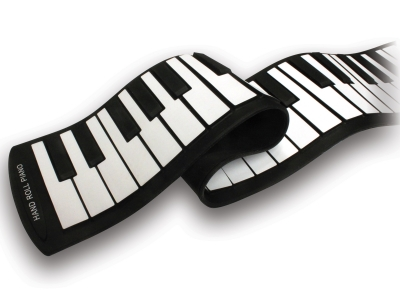 Rock N Roll It Flexible Roll-Up Piano