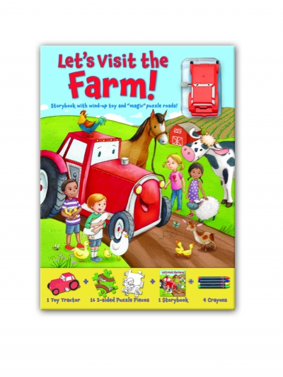 Let's Visit the Farm!