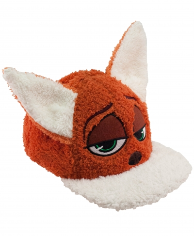 Disney Zootopia Nick Wilde Fuzzy Cap by elope
