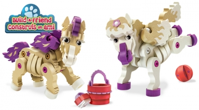 BC-21003  BUILD-A-FRIEND  PONIES
