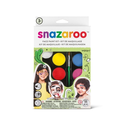 Snazaroo Rainbow Palette Kit