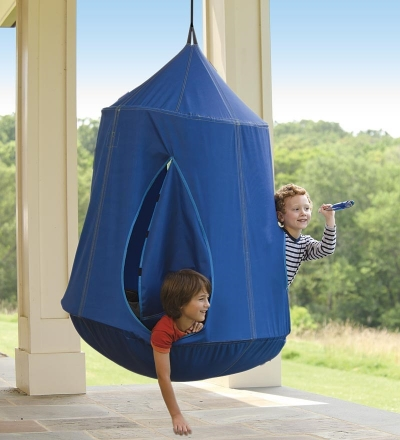 Nylon Canvas HugglePod®HangOut with LED Lights