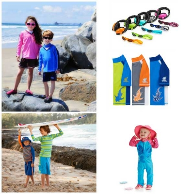 Sun Safety for Kids Gear