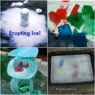 Ice Play Activities