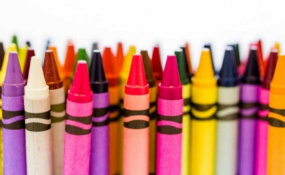 Name Your Own Crayon Color Activity