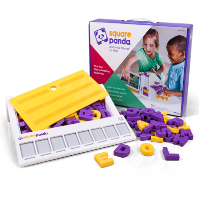 Square Panda Phonics Playset