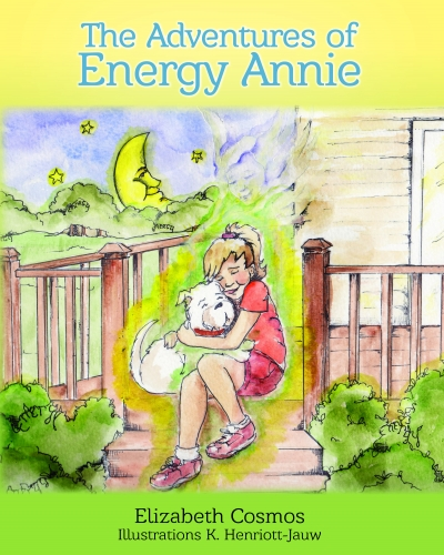 Books for Kids or Parents: Adventures of Energy Annie Book