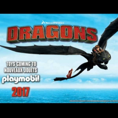 Playmobil How to Train Your Dragon
