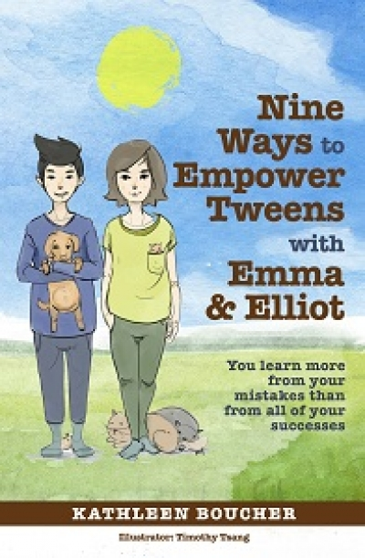 Nine Ways to Empower Tweens with Emma and Elliot