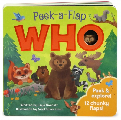 Peek-a-Flap: Who