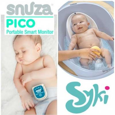 Snuza and Syki