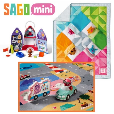 Sago Mini New Fall Product Line