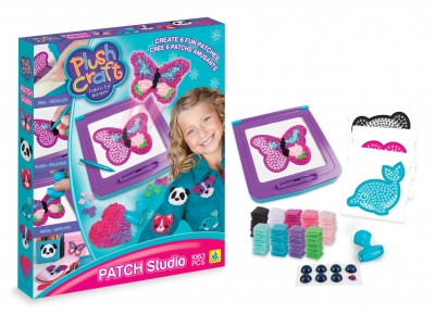 PlushCraft Patch Studio