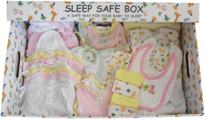 Baby Starter Sleep Safe Box