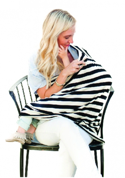 Covered Goods multi use nursing cover