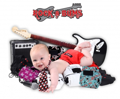 ROCKABUMS 5-IN-1 DIAPER