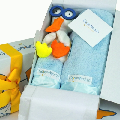 GooseWaddle Luxury Gift Set