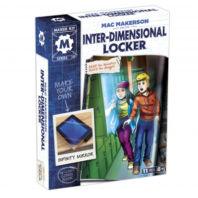 Mac Makerson and the Inter-Dimensional Locker