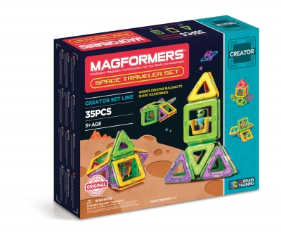 Space Traveler 35Pc Set