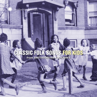 Folkways Classic Folk Songs for Kids