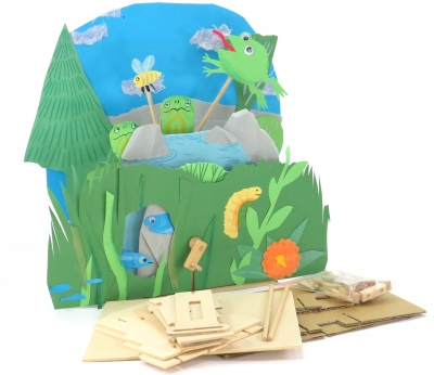 Activity Kits: YouTopia Moving Diorama