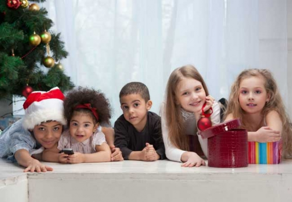 Family Christmas Gift Giving.The Four Gift Rule And Other Ideas For A Simpler Christmas