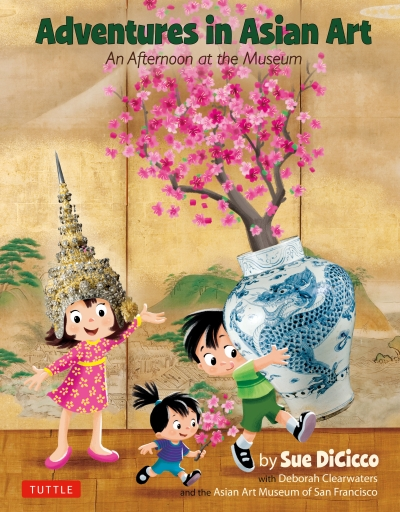 Books for Kids or Parents: Adventures in Asian Art