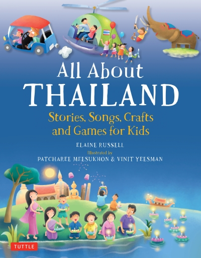 Books for Kids or Parents: All About Thailand