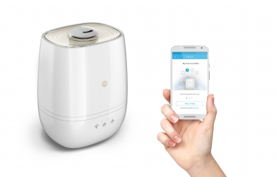 Smart Nursery Humidifier +