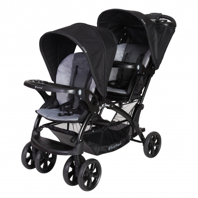 Double Sit N Stand Stroller