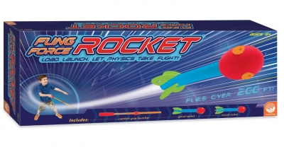 Fling Force Rocket