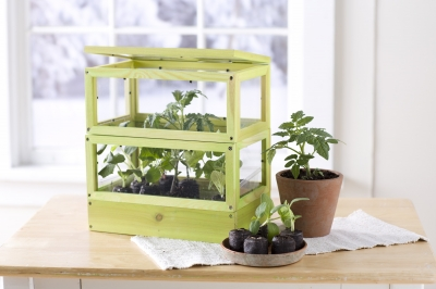 Grow-Up Greenhouse Kit