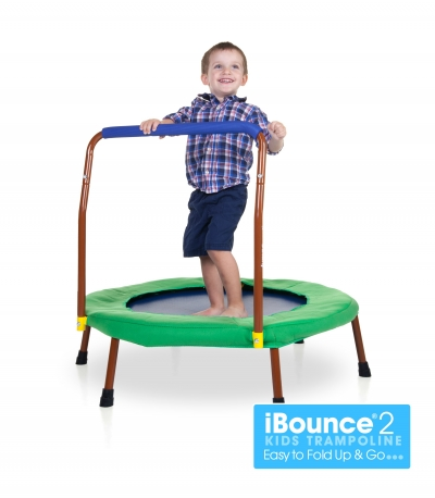 iBounce 2 Kid's Trampoline