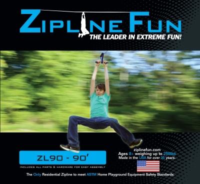 ZL90 - 90' Zip Line