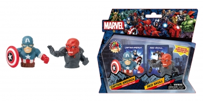 Marvel Finger Fighter 2 Pack Set