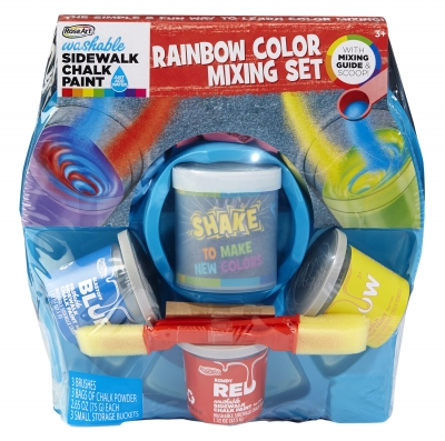 SWCP Shake It Up Color Mixing Set
