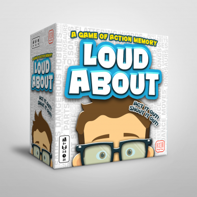 Loud About: A Game of Action Memory