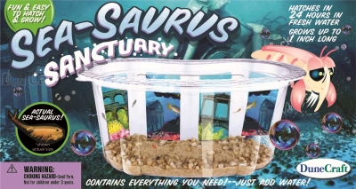 Sea-Saurus Sanctuary